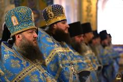 029. Съезд настоятелей и настоятельниц монастырей УПЦ в Почаевской Лавре
