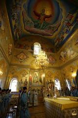 028. Съезд настоятелей и настоятельниц монастырей УПЦ в Почаевской Лавре