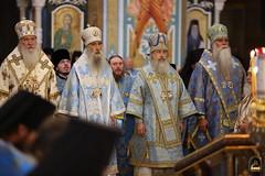 006. Съезд настоятелей и настоятельниц монастырей УПЦ в Почаевской Лавре