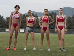 Eleonora Vandi, Ilaria Sabbatini, Alice Vecchione, Alisia Ripari