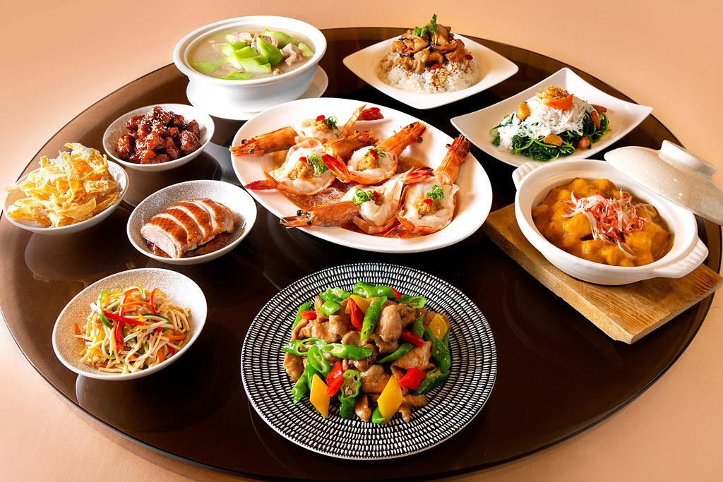 台北萬豪酒店推出中西精湛外帶餐點,單點最低150元起,多人合菜套組最低1,080元起(KKday提供) (1)
