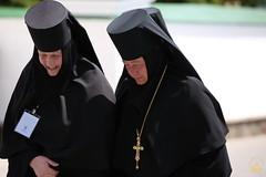 101. Съезд настоятелей и настоятельниц монастырей УПЦ в Почаевской Лавре