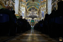 091. Съезд настоятелей и настоятельниц монастырей УПЦ в Почаевской Лавре