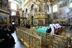 086. Съезд настоятелей и настоятельниц монастырей УПЦ в Почаевской Лавре