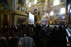 069. Съезд настоятелей и настоятельниц монастырей УПЦ в Почаевской Лавре