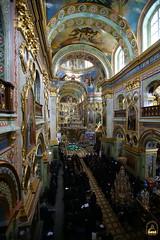 067. Съезд настоятелей и настоятельниц монастырей УПЦ в Почаевской Лавре
