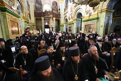 053. Съезд настоятелей и настоятельниц монастырей УПЦ в Почаевской Лавре