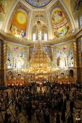 011. Съезд настоятелей и настоятельниц монастырей УПЦ в Почаевской Лавре