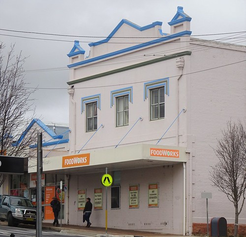 peter - Tenterfield. Fine old store from around 1910 now a Foodworks Supermarket.