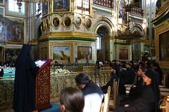 134. Съезд настоятелей и настоятельниц монастырей УПЦ в Почаевской Лавре