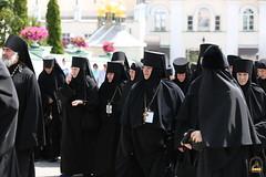 100. Съезд настоятелей и настоятельниц монастырей УПЦ в Почаевской Лавре