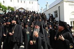 097. Съезд настоятелей и настоятельниц монастырей УПЦ в Почаевской Лавре