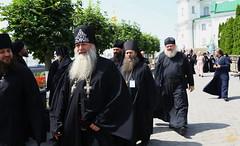 094. Съезд настоятелей и настоятельниц монастырей УПЦ в Почаевской Лавре