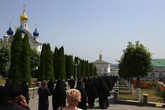 093. Съезд настоятелей и настоятельниц монастырей УПЦ в Почаевской Лавре