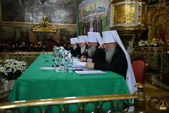 089. Съезд настоятелей и настоятельниц монастырей УПЦ в Почаевской Лавре