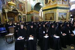 088. Съезд настоятелей и настоятельниц монастырей УПЦ в Почаевской Лавре