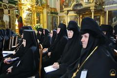 074. Съезд настоятелей и настоятельниц монастырей УПЦ в Почаевской Лавре