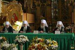 055. Съезд настоятелей и настоятельниц монастырей УПЦ в Почаевской Лавре