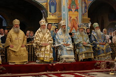 015. Съезд настоятелей и настоятельниц монастырей УПЦ в Почаевской Лавре