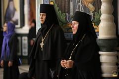 004. Съезд настоятелей и настоятельниц монастырей УПЦ в Почаевской Лавре