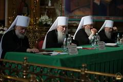 136. Съезд настоятелей и настоятельниц монастырей УПЦ в Почаевской Лавре