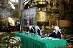 072. Съезд настоятелей и настоятельниц монастырей УПЦ в Почаевской Лавре