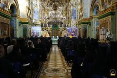 056. Съезд настоятелей и настоятельниц монастырей УПЦ в Почаевской Лавре