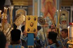 018. Съезд настоятелей и настоятельниц монастырей УПЦ в Почаевской Лавре
