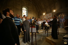 012. Съезд настоятелей и настоятельниц монастырей УПЦ в Почаевской Лавре