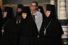 009. Съезд настоятелей и настоятельниц монастырей УПЦ в Почаевской Лавре