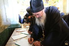 125. Съезд настоятелей и настоятельниц монастырей УПЦ в Почаевской Лавре