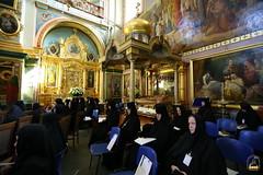 059. Съезд настоятелей и настоятельниц монастырей УПЦ в Почаевской Лавре