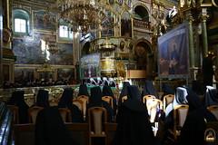 058. Съезд настоятелей и настоятельниц монастырей УПЦ в Почаевской Лавре