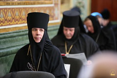 054. Съезд настоятелей и настоятельниц монастырей УПЦ в Почаевской Лавре