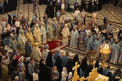 008. Съезд настоятелей и настоятельниц монастырей УПЦ в Почаевской Лавре