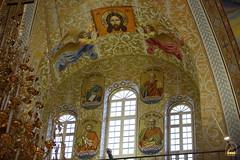 001. Съезд настоятелей и настоятельниц монастырей УПЦ в Почаевской Лавре