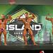 Men's Bodybuilding -Master 40+-2nd Jay Baker -1st Brian Yuen -3rd Gerardo Martinez