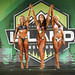 Women's Figure -Open class A- 2nd Adrianna Waller - 1st Sienna Brien - 3rd Tonya Harder