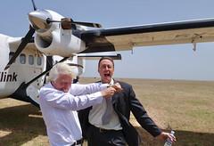 No Tie on Safari — Richard Branson's House Rules