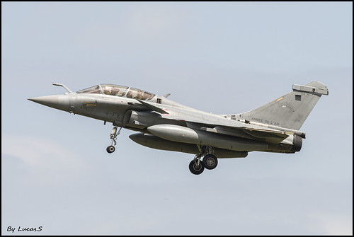 Dassault Rafale B French Air Force 1/4 Gascognes 4-FK