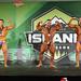 Men's Bodybuilding -Open Lightweight-2nd Samuel Phillips - 1st Mohammed Toufeeq - 3rd Chris Tucciarone