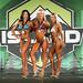 Women's Bikini - Master 35A+- 2nd Karen Fraser 1st Jena Gidney - 3rd Parinya Loptson