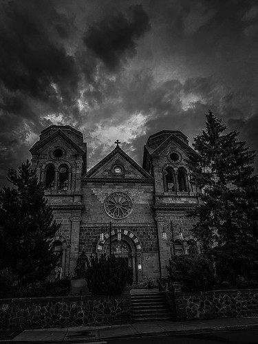 The Cathedral Basilica of St Francis of Assisi   Santa Fe, New Mexico