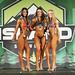Women's Bikini- Novice-2nd Zerina Mariano -1st Kassandra Chretien -3rd Julie Preston