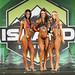 Women's Bikini - True Novice-2nd Zerina Mariano -1st Kassandra Chretien -3rd Julie Preston