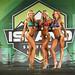 Women's Bikini - Open class D- 2nd Gabrielle Foglietta - 1st Micaela Paton - 3rd Carolyn Kirk