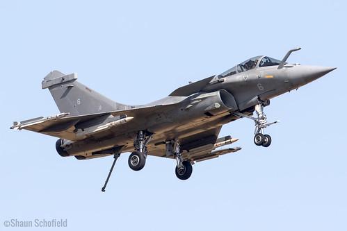 Dassault Rafale M   6   Aeronavale   RAF Fairford   14/07/18