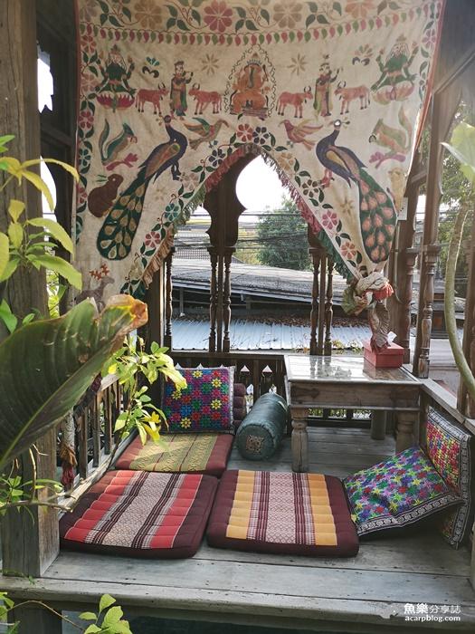 【泰國清邁】奈精品飯店 (Nai Boutique House)|古城區超推薦住宿 @魚樂分享誌