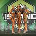 Women's Figure -Open class B- 2nd Lindsay Zibrik - 1st Dana Beirnes- 3rd Leanne Richardson
