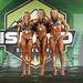 Women's Figure - True Novice-2nd Adrianna Waller -1st Dana Beirnes -3rd Janelle Coers
